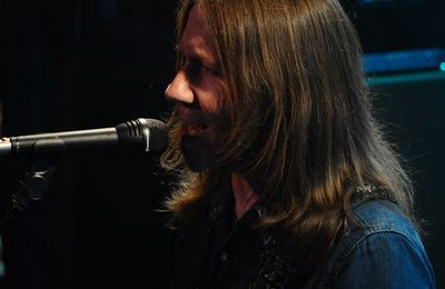BLACKBERRY SMOKE - La Maroquinerie 25/03/2017