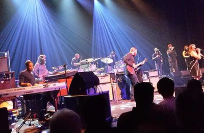 TEDESCHI TRUCKS Cirque Royal Bruxelles 30/03/2017