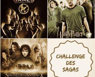 Challenge des sagas