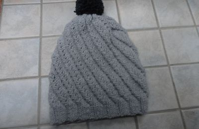 un bonnet tout simple