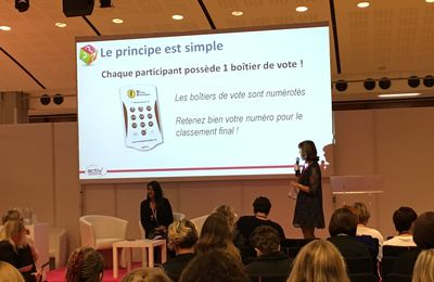 Pas besoin de wifi pour votre événement avec boitiers de vote