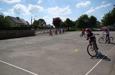 CE2 - Entrainement vélo