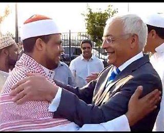 L'Imam de Drancy reçoit l'Ambassadeur d'Israël en France