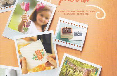 Catalogue printemps/été 2014