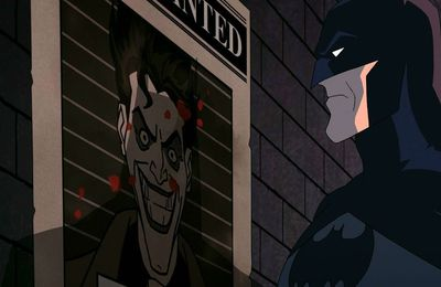 « Batman : The Killing Joke » : mauvais farceur, impitoyable tueur