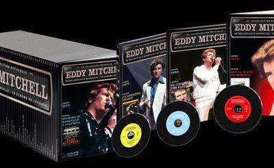 Eddy Mitchell, la collection complète en kiosque !