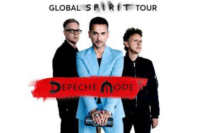Depeche Mode et son white Spirit