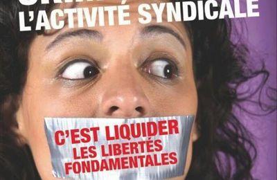 Les Grillons : Quatre militants de la CGT mis en examen pour diffamationLes Grillons : Quatre militants de la CGT mis en examen pour diffamation