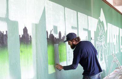 "Création de ""street art city"""