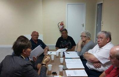 La CGL rencontre la nouvelle députée de l'Allier