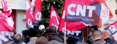La CNT 03 appelle à la généralisation et à reconduction de la grève après le 10 octobre