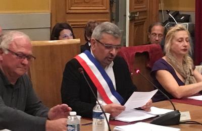 A Comentry Claude Riboulet passe la main à Fernand Spaccaferri