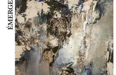 Exposition des œuvres de Catherine Genet au fonds d'art moderne contemporain
