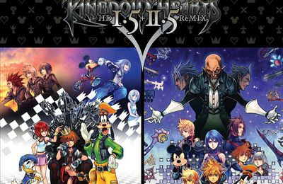 TEST de KINGDOM HEARTS HD 1.5 + 2.5 ReMix (sur PS4): du lourd en attendant Kingdom Hearts III