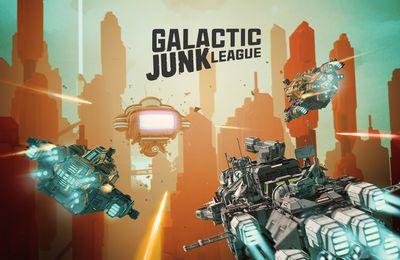 [CONCOURS] Gagnez 15 codes pour #GalacticJunkLeague sur #PC d'une valeur de 15 euros!