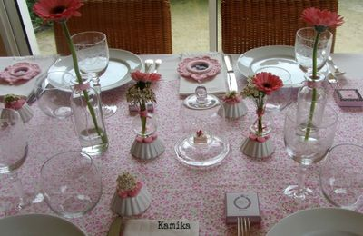 Table de printemps # 58