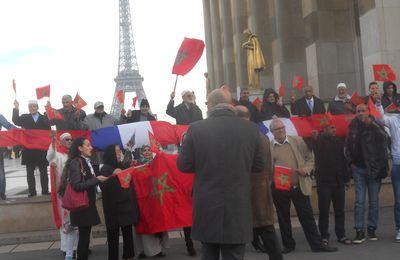 Paris 2014 : Une pétition pour la libération des séquestrés à Tindouf