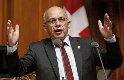 Au tour de la Suisse à trouver l'immigation inacceptable