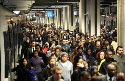 Le RER a Paris??ou ailleur??
