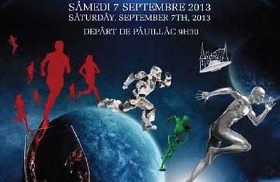 Le Team Trail Évoissons au 29ème Marathon du médoc 2013
