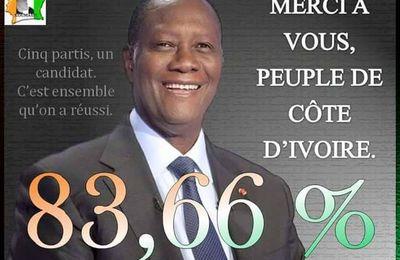 Côte d'Ivoire: ÉLECTION PRÉSIDENTIELLE 2015. Môgô ba té dôgôya.