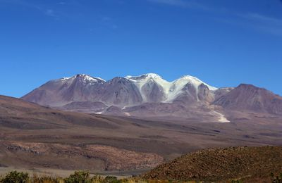 [Ascension] Volcan Aucanquilcha (6.176 m.)
