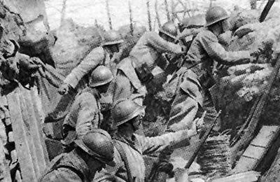 11 NOVEMBRE : IL Y A 98 ANS, LA VICTOIRE ! HONNEUR AUX COMBATTANTS ET NATIONALISTES MORTS POUR LA FRANCE !