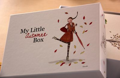 My little déception {Box} de l'automne