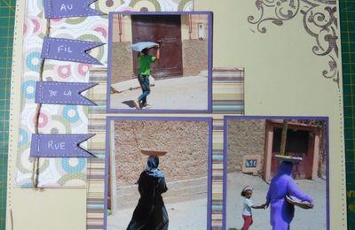 quelques pages sur Marrakech