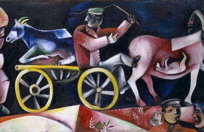 Online Galerie für Modern Kunst: CHAGALL, DIEJAHRE DES DURCHBRUCHS 1911–1919