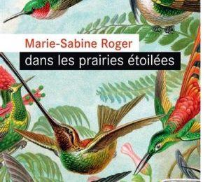Dans les prairies étoilées de Marie-Sabine Roger