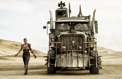 [Fiche Film] Mad Max Fury Road