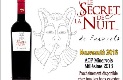 Le Secret de la Nuit enfin disponible