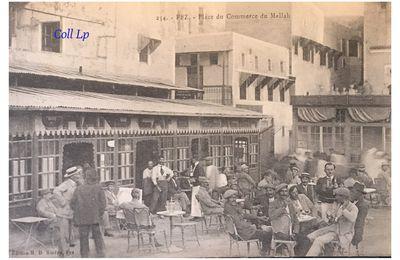 La vie des Juifs de Fez au début du XXème siècle