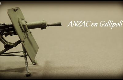 ANZAC en Gallipoli ( épisode 3/4 )