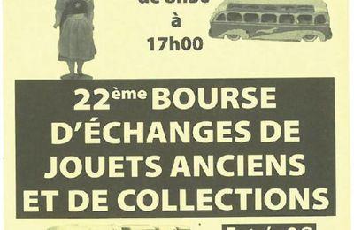 Bourse d'échanges et exposition de Criquetot - L'Esneval du 08 octobre 2017
