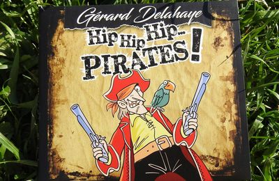 Hip hip hip Pirates, on s'amuse, on chante, on danse!