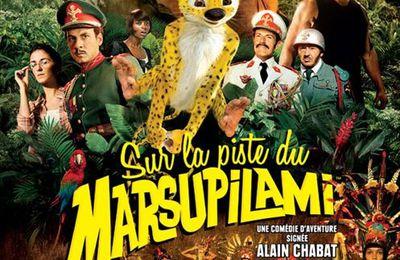 Festival Adaptations 2016 - Sur la piste du Marsupilami