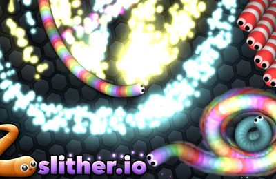 Slither.io le nouveau jeu addictif