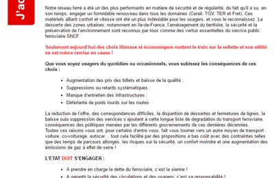 La fédération CGT des cheminots alerte.