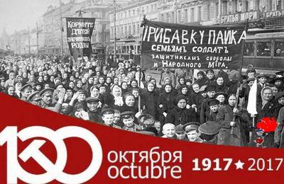 Il y a 100 ans, 7 novembre de notre calendrier,
