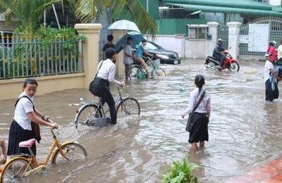 Le climat au Cambodge