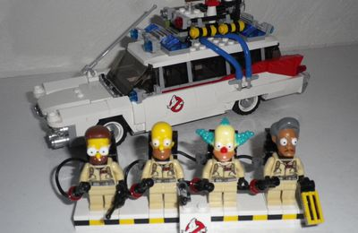 Ghostbuster Simpsons