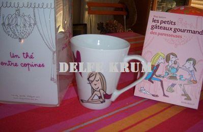 Un thé entre copines avec les  paresseuses