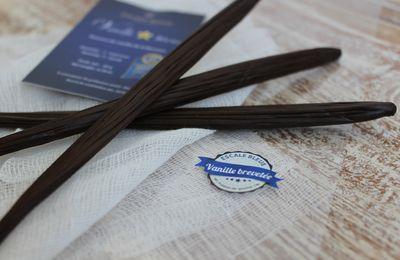 La Vanille Bleue - Partenariat L'Escale Bleue
