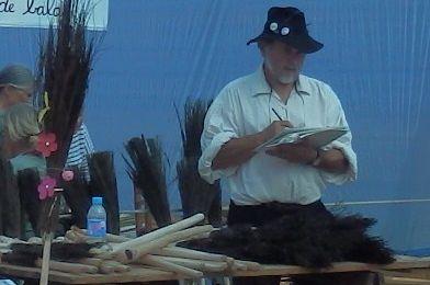 fête des vieux metiers à Civry