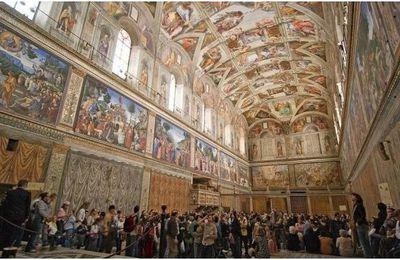 Voyage à Rome du 24 au 28 Avril 2016.
