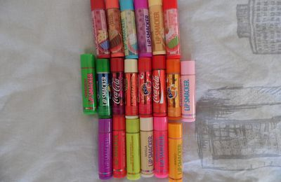 Lip smackers mes amours ♥