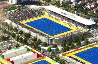 Colombes acueillera les épreuves de Hockey sur gazon pour les JO de 2024 : soyons fier de notre Ville !