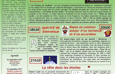 Bulletin N°50 - Automne 2017